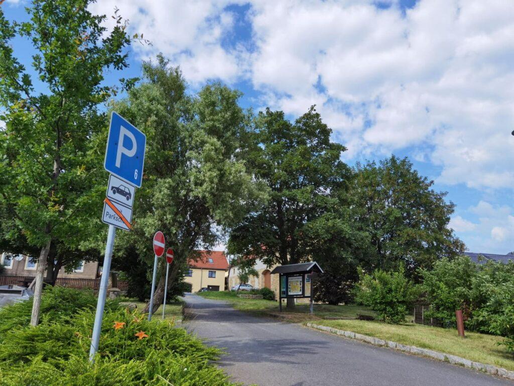 Bastei Parkplatz kostenlos - den haben wir hier entdeckt