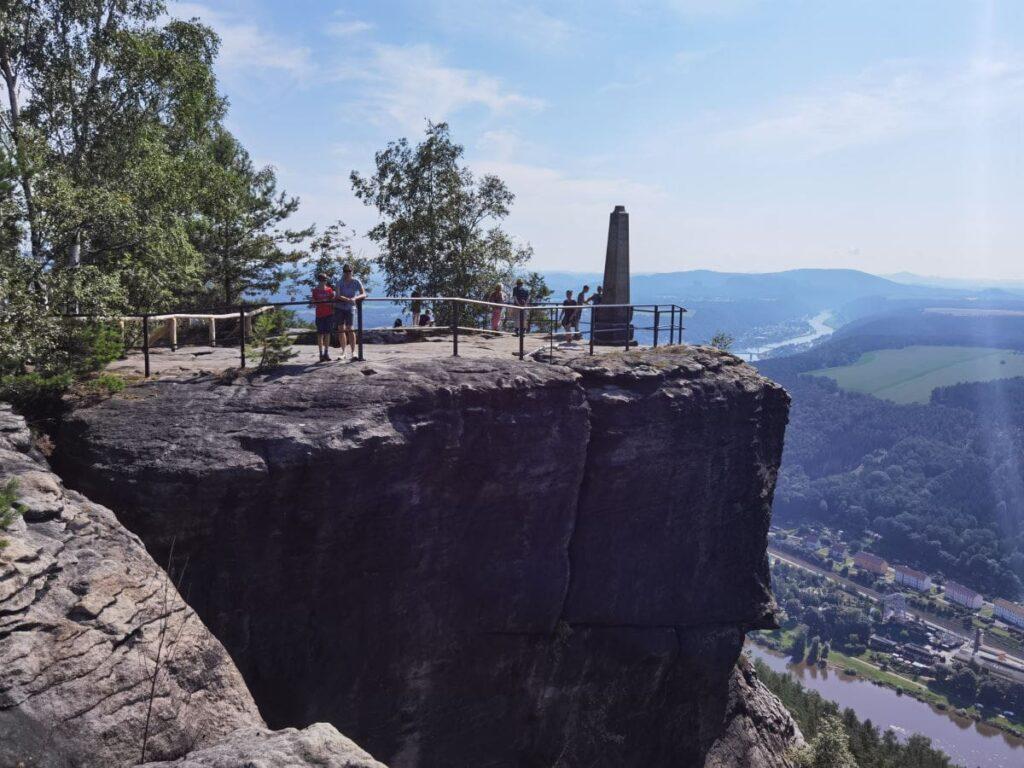 Unsere Bewertung der Lilienstein Wanderung